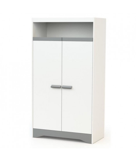 AT4 Cotillon Armoire- Gris