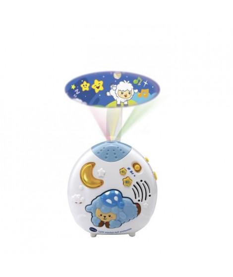 VTECH BABY - Veilleuse Lumi mouton nuit enchantée bleu
