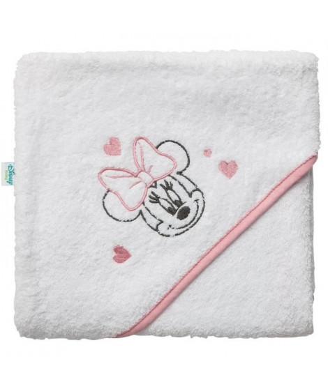 DISNEY BABY  Minnie Cape de bain - 80 x 80 cm