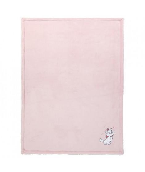 DISNEY BABY  Marie Aristochats couverture - 75 x 100 cm