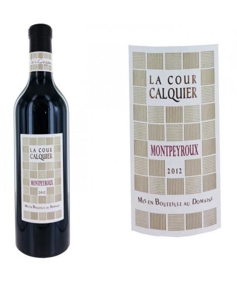 La Cour Calquier 2012 Montpeyroux - Vin rouge du Languedoc-Roussillon