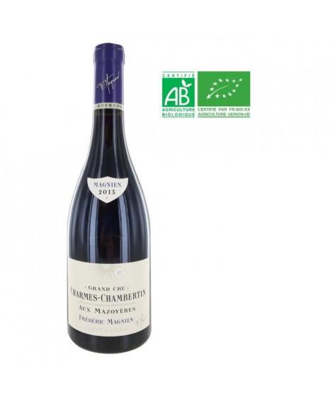 Frédéric Magnien 2013 Charmes Chambertin Grand Cru Aux Mazoyeres - Vin rouge de Bourgogne - Bio