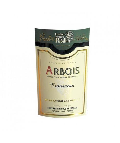 Fruitiere Vinicole de Pupillin 2016 Arbois Trousseau - Vin rouge du Jura