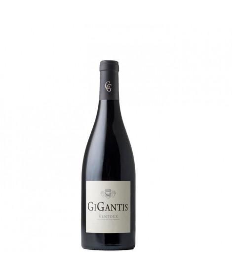 Vignerons du Mont Ventoux Gigantis 2015 Ventoux - Vin  Rouge de la Vallée du Rhône