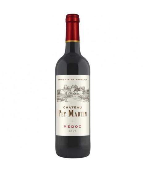 Château Pey Martin 2017 Médoc - Vin rouge de Bordeaux