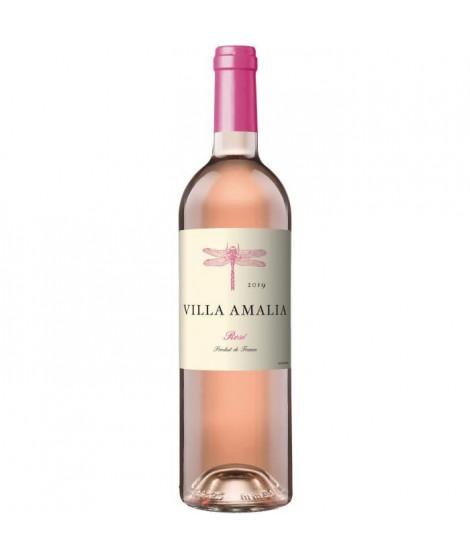 Villa Amalia 2019 Vin de France - Vin rosé