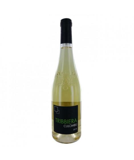 Tribbiera Culombu 2016 - Vin blanc de Corse
