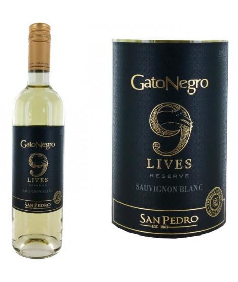 Gato Negro 9 lives Vin du Chili - Vin Blanc
