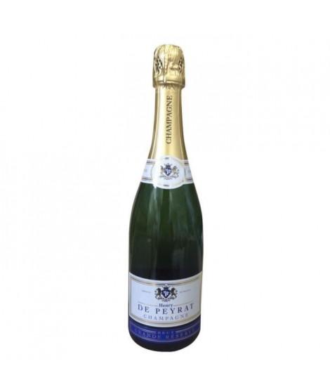 Champagne Henry de Peyrat Brut Grande Réserve