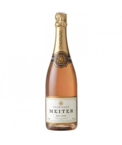 Meiter Champagne - Rosé - 75 cl - 12 %