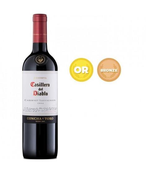 Casillero Del Diablo 2017 Cabernet Sauvignon - Concha Y Toro - Vin rouge du Chili