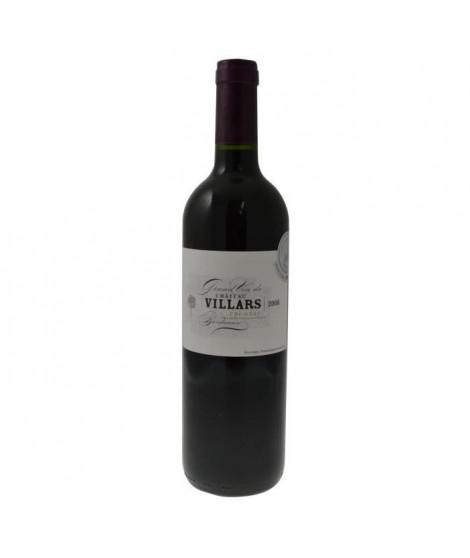 Château Villars  2006 Fronsac  - Vin rouge de Bordeaux