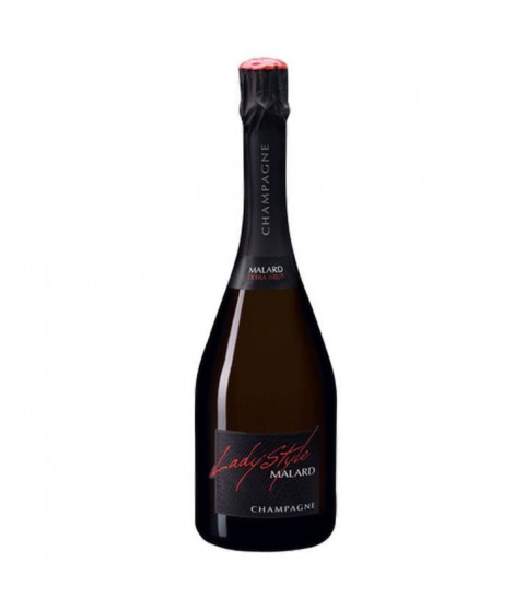 Champagne Lady Style Extra Brut by Malard x1