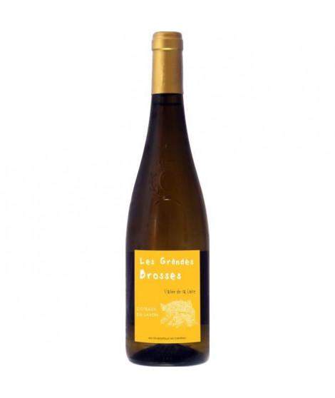 Les Grandes Brosses 2017 Coteaux du Layon - Vin blanc du Val de Loire