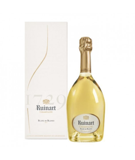 Champagne Ruinart Blanc de Blanc + Etui