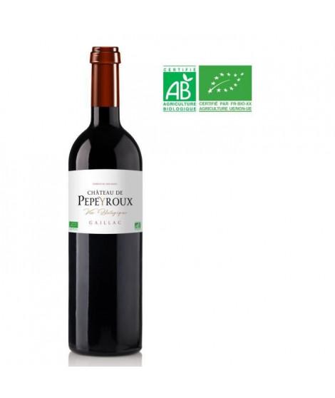 Château de Pepeyroux 2016 Gaillac - Vin rouge du Sud-Ouest - Bio