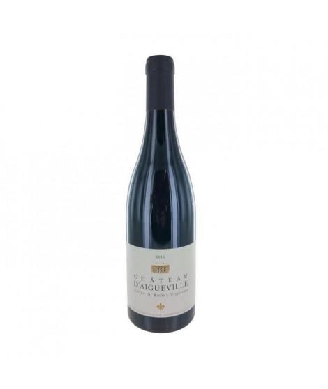 Château d'Aigueville 2016 Côtes du Rhône Villages - Vin rouge de la Vallée du Rhône