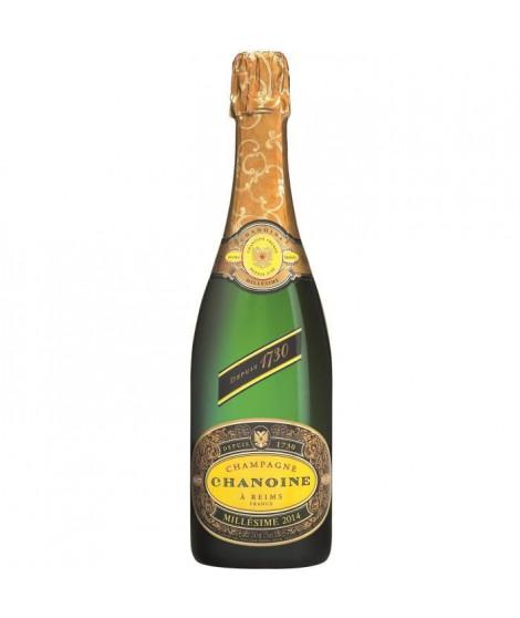 Champagne Chanoine Brut Millésimé - 2014 x1