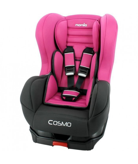 NANIA Siege auto Isofix Cosmo luxe Groupe 1 - Rose