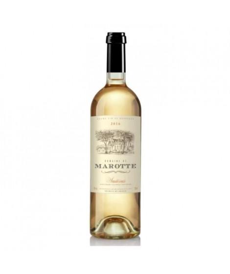 Domaine de Marotte 2016 Sauternes - Vin blanc de Bordeaux
