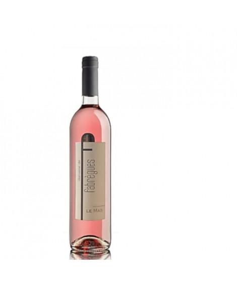 Domaine de Fabregues Le Mas 2018 Languedoc - Vin rosé du Languedoc
