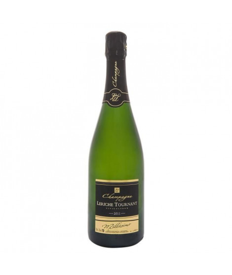 LERICHE TOURNANT 2011 Champagne - Brut - 75 cl