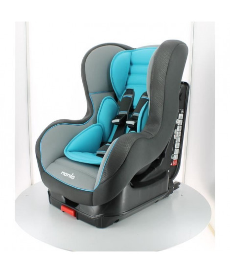 NANIA Siege auto Isofix Cosmo luxe Groupe 1 - Bleu