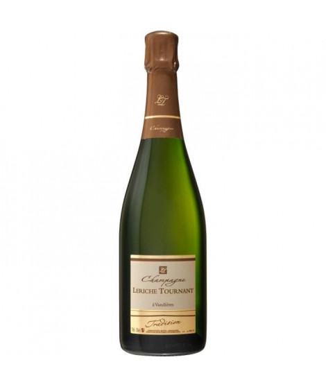LERICHE TOURNANT Champagne - Brut - 75 cl