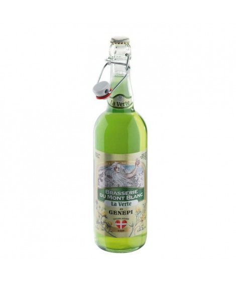MONT BLANC Biere Verte 0,75 L