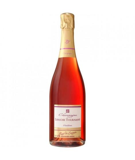 LERICHE TOURNANT Champagne - Brut - Rosé - 75 cl