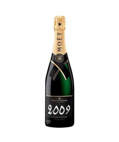 Moet & Chandon Grand Vintage 2009 - Champagne - 12,5%vol - 75cl