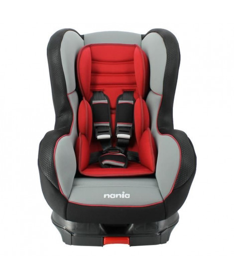 NANIA LUXE Siege auto Cosmo Isofix - Groupe 1 - Rouge
