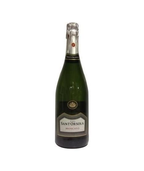 SANT ORSOLA Moscato Spumante Vin d'Italie - Blanc - 75 cl - VSQ