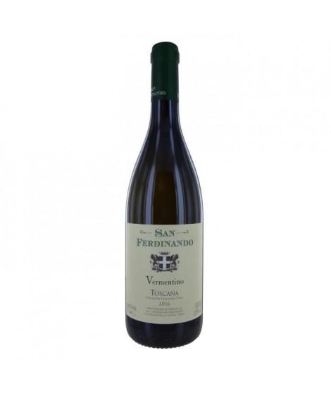 San Ferdinando 2016 Toscana - Vin Blanc d'Italie