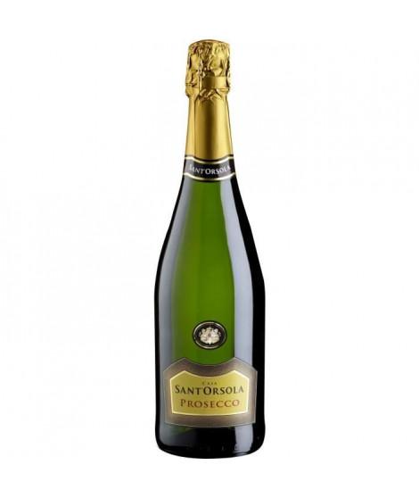 SANT ORSOLA Prosseco Vin d'Italie - Blanc - 75 cl