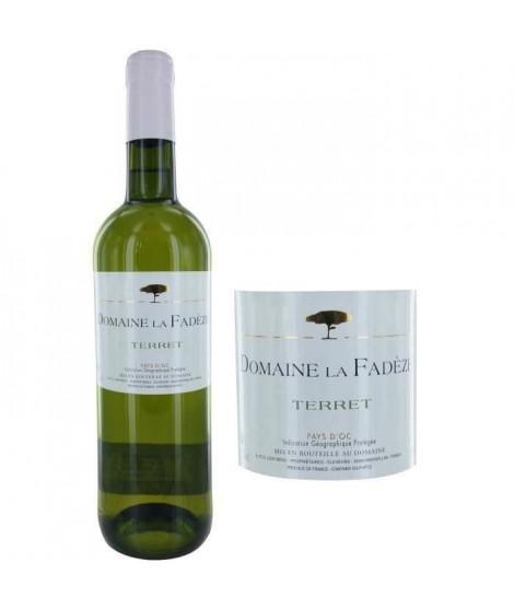 Domaine la Fadeze 2016 Pays d'Oc - Vin blanc du Languedoc-Roussillon