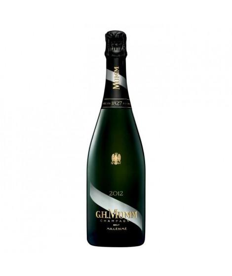 Champagne Mumm Brut Millésimé 2012 - 75 cl