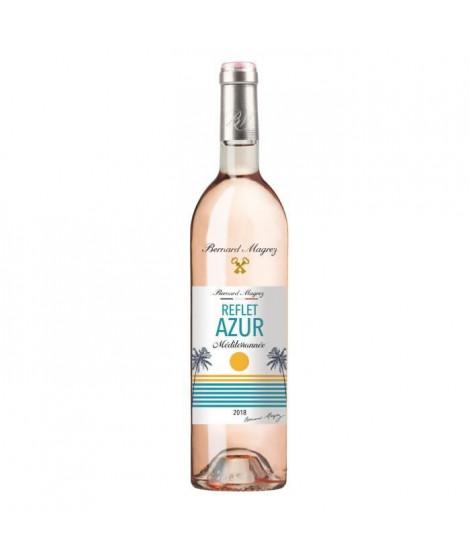 BERNARD MAGREZ Reflet Azur 2018 Méditérranée - Vin rosé de Provence