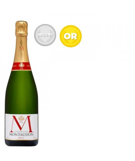 Champagne Montaudon Brut 75 cl