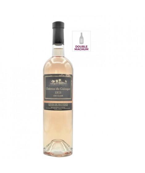 Double Magnum Château du Galoupet 2018 Côtes de Provence - Vin rosé de Provence