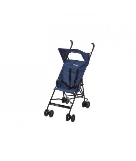 SAFETY 1ST Poussette Canne Fixe Peps + Canopy Baleine Blue Chic