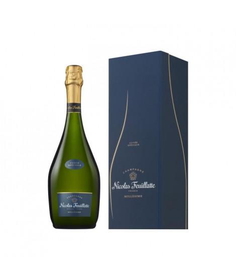 Nicolas Feuillatte Champagne Cuvée Spéciale Millésimée en coffret