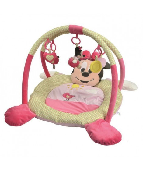 MINNIE Tapis de Jeu avec Sac de Transport - Disney Baby