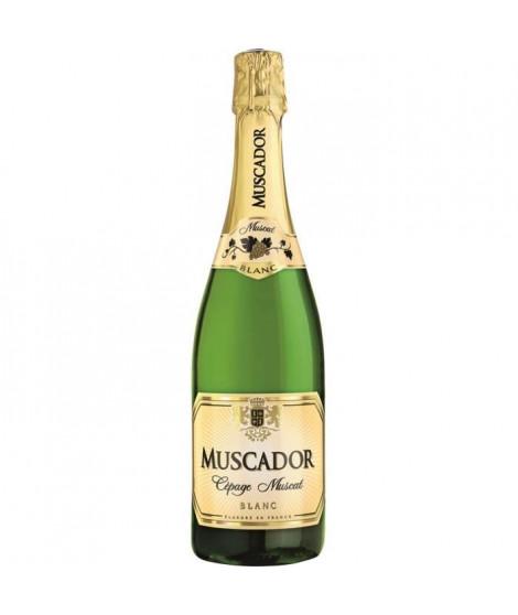 Muscador - Vin pétillant blanc 75cl