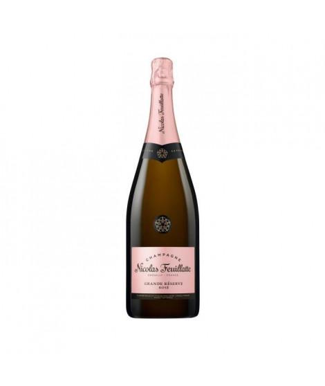 Champagne Nicolas Feuillatte Grand Réserve Rosé 150cl