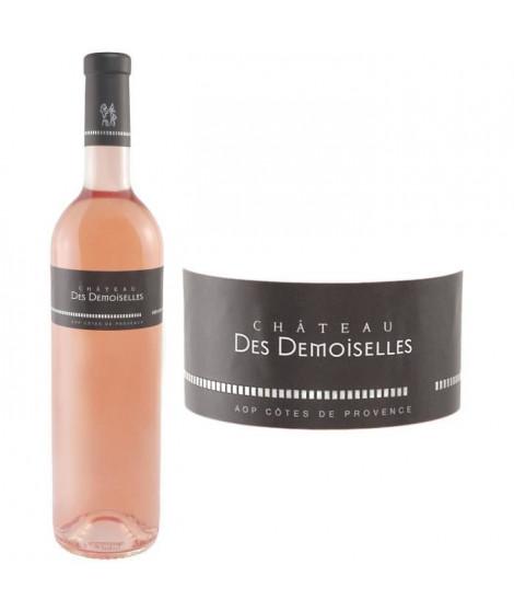 Charme des Demoiselles  2016 Côtes de Provence - Vin rosé de Provence