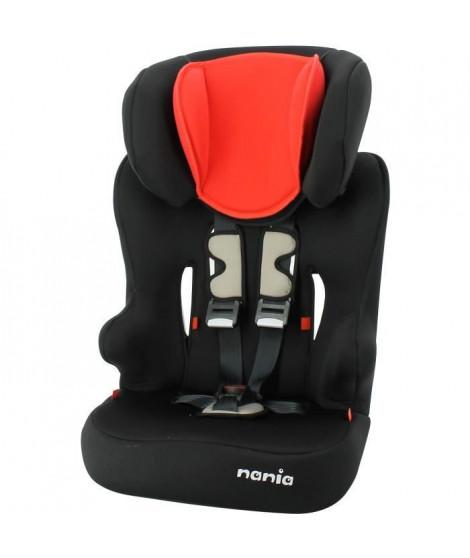 NANIA Siege Auto Racer Eco Groupe 1-2-3 Rouge