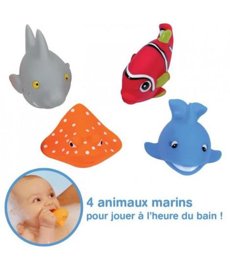 LUDI Aspergeurs bain Poissons