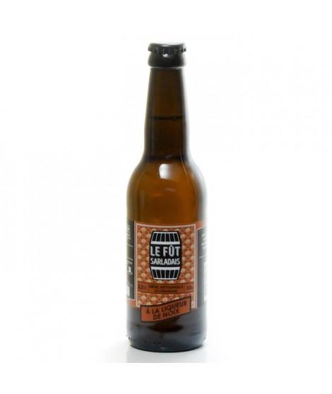Le Fût Sarladais a la liqueur de noix - Biere - 5.5% Vol. - 33 cl
