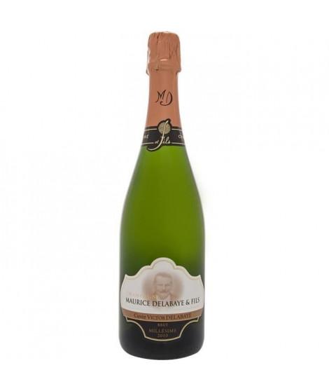 MAURICE DELABAYE & FILS 2010 Champagne - Brut - 75 cl